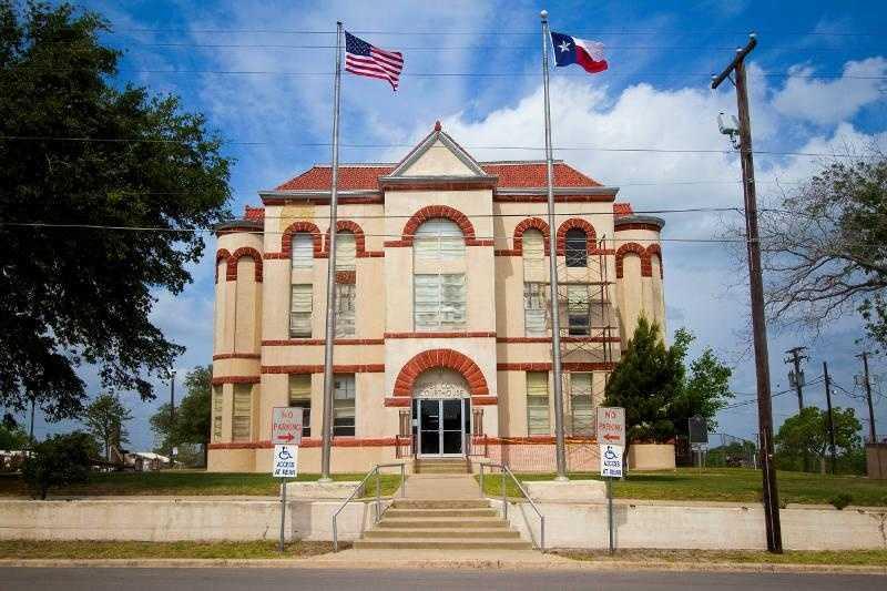 10. (tie) Texas -- 120 degrees (Aug. 12, 1936)