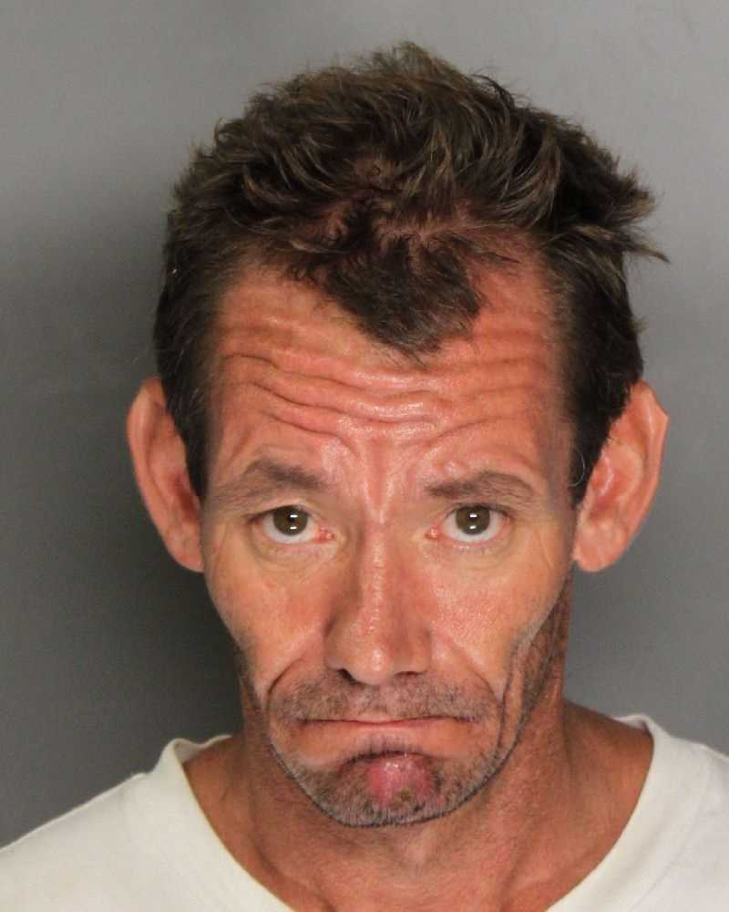Kenneth Allen Hogue, of Cameron Park, was arrested on suspicion of an April 13 robbery at the El Dorado Savings Bank in Folsom. Tips from the community led to his arrest just this week, police said.