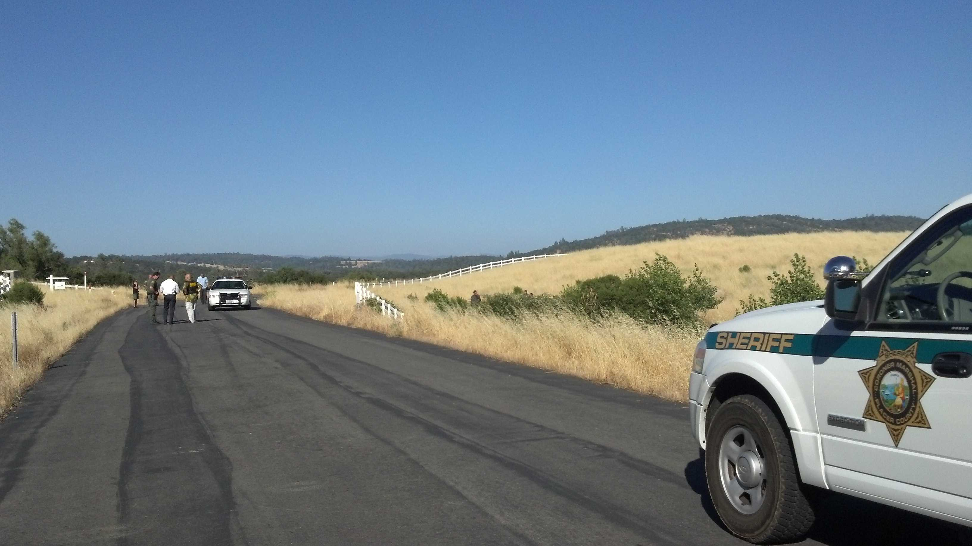 (July 21, 2012&#x3B; photo courtesy Placer County Sheriff's Office)