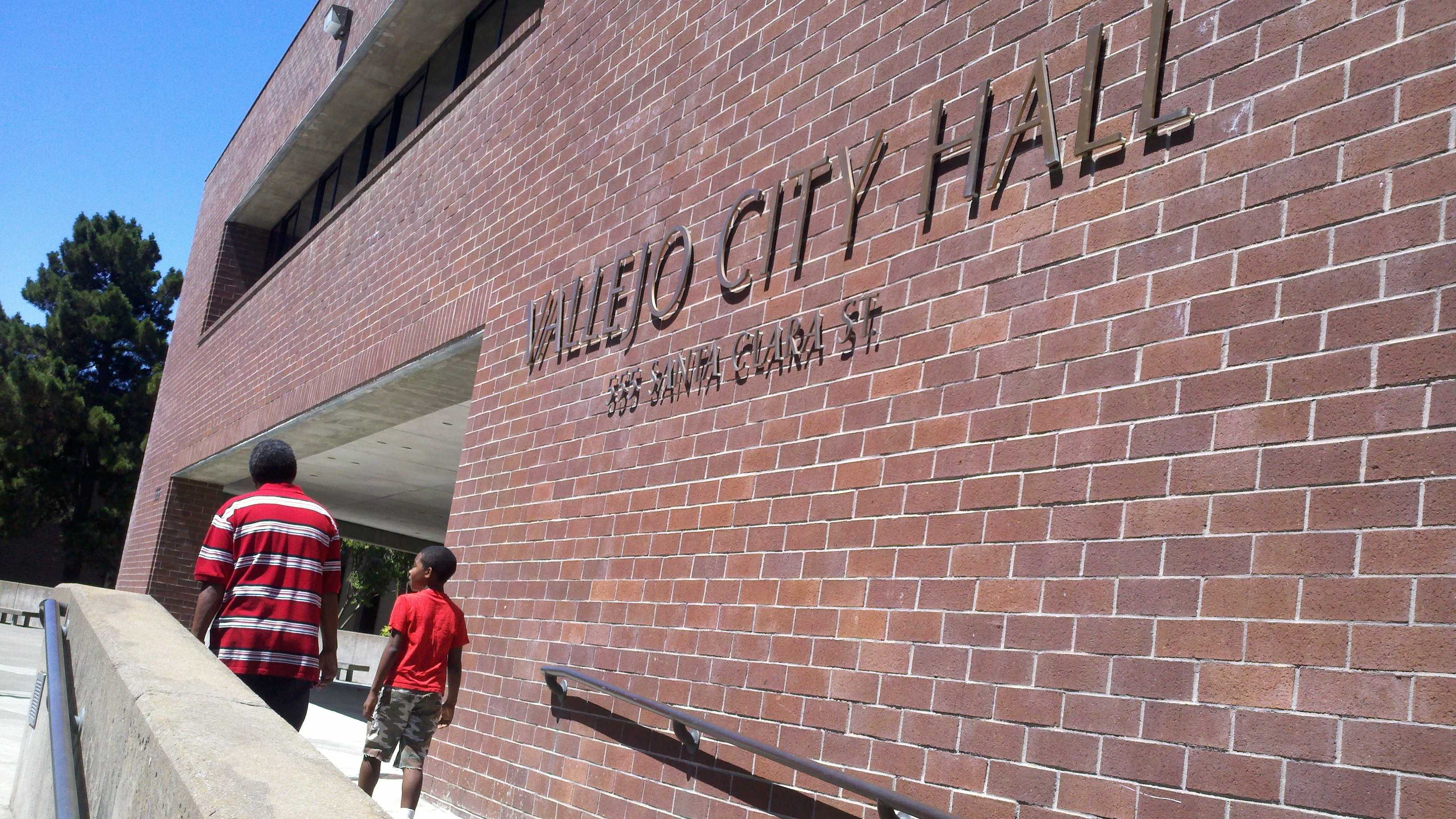 Vallejo City Hall