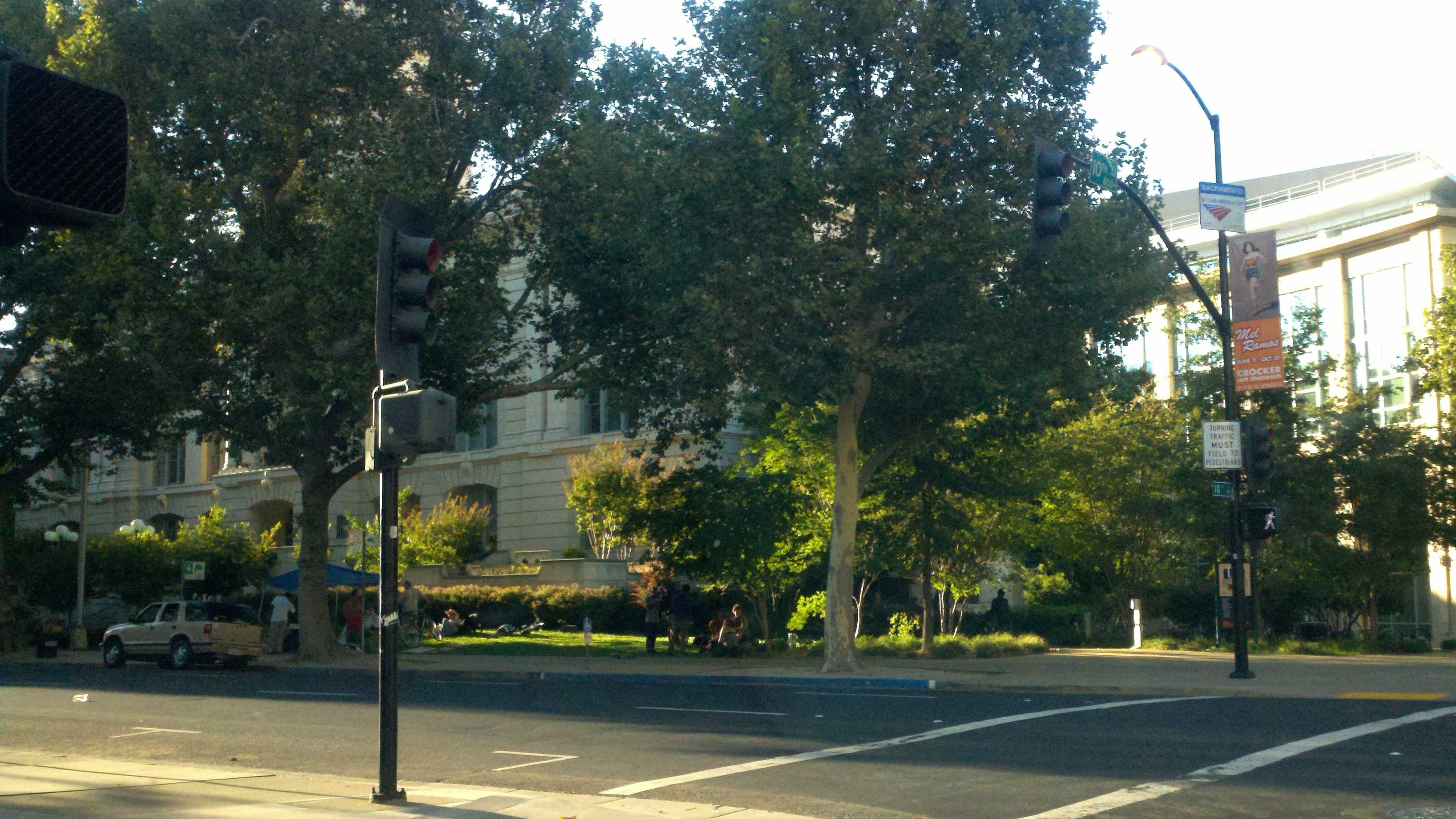 Sacramento city leaders look to toughen restrictions in city hall.