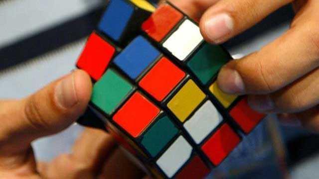 OTD July 13 - Rubik's Cube