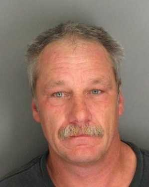 Two brothers were arrested on suspicion of claim jumping at a gold mine near Foresthill, Placer County sheriff's deputies said. Timothy Figel, 52, was taken into custody on charges of trespassing.