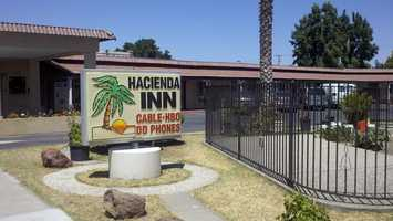Deadly attack (Monday) - When Tracy police officers were called to the Hacienda Inn, they found a naked man and an injured woman. The woman later died at Sutter Tracy Community Hospital, police said.