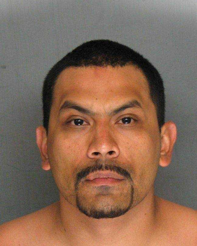 Jeremy Gutierrez, 30, a documented gang member, was arrested on parole charges after a police chase and shooting, Stockton police said.