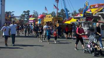 State Fair CEO and General Manager Norb Bartosik says the fair attendance has declined for a number of reasons, including high temperatures to start the event and cool weather during some evenings.