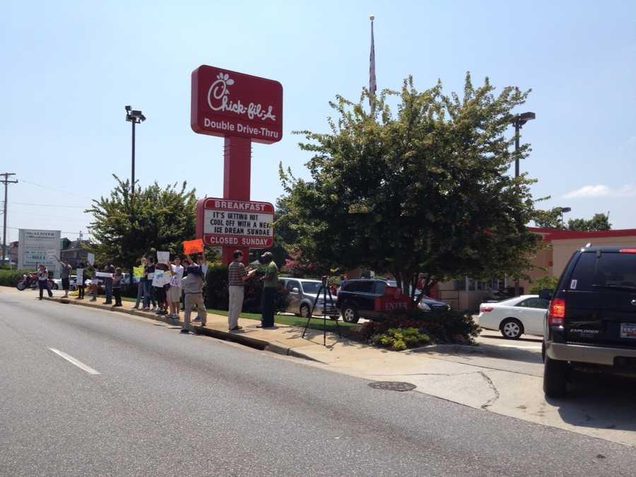 Laurens Road, Greenville