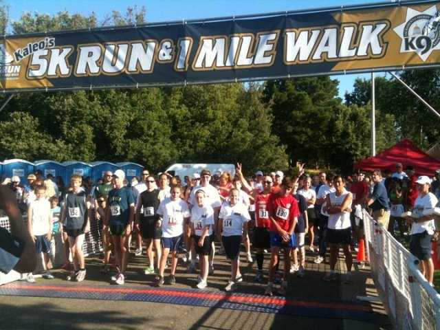 What: Kaleo's 5K Run & 1 Mile WalkWhere: Sacramento Sheriff's Training Academy & American River ParkwayWhen: Sun 8 a.m. ***Registration starts at 7 a.m.Click here for more information on this event.