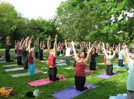 What: Yoga in McClatchy ParkWhere: McClatchy ParkWhen: Sat. 9:30 a.m.Click here for more information on this event.