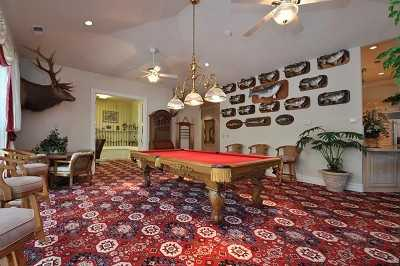 For those days you want to spend inside, this game room is sure to keep you entertained.