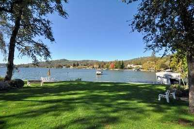 Picturesque views are just one of the perks of this lakefront home.