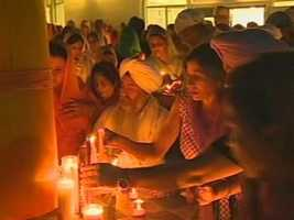 A Sihk community in Lodi cames together to remember the lives that were lost in a Wisconsin temple shooting that left six people dead.