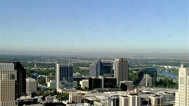 California air pollution drops over past decade