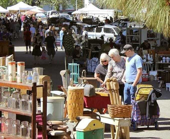 What: Sacramento Antique FairWhere: 21st Street between W and X streetsWhen: Sun 6 a.m. to 3 p.m.Click here for more information on this event.
