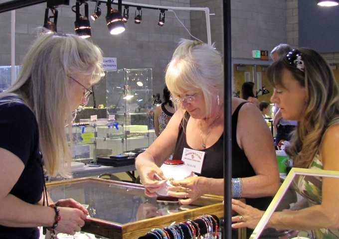 What: Treasure Trove of Gems: Gem, Jewelry, and Mineral ShowWhere: Orangevale Community CenterWhen: Sat 10 a.m. to 6 p.m., Sunday 10 a.m. to 5 p.m.Click here for more information on this event.
