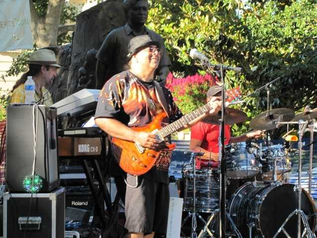 What: Fiesta en la Calle: Latino Concert Series featuring Sacred Fire (Santana Tribute), Malacates Trebol Shop, Upground, & La Noche OskuraWhere: Cesar Chavez PlazaWhen:Sat 4 p.m. to 9 p.m.Click here for more information on this event.
