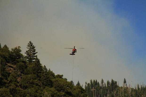 Chips FireWhere: Plumas CountyWhere's it near? Two miles northwest of Belden