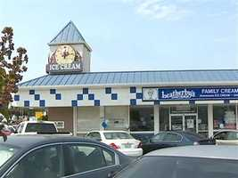 Local ice cream parlor, Leatherby's celebates its 30th anniversary.