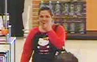 Children itemsPolice say this woman is suspected of entering a Kohl's department store in Citrus Heights and stealing items from the children's section. Police say she was picked up by someone driving a gray Mazda sedan with a California license plate #4EVT640.