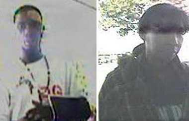 Bounced checksPolice say that these two men are suspected of offering third-party checks to others to cash. The checks never cleared, and the victims were typically out of $300 to $600.