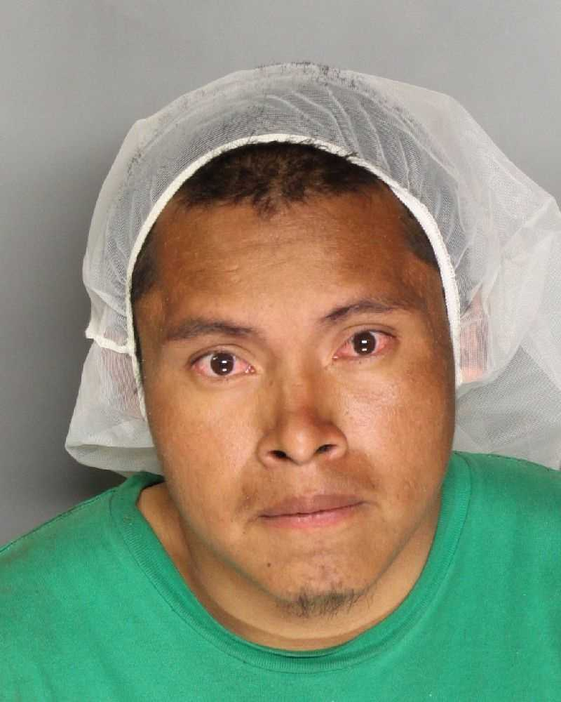Juan Diego, 26, was arrested on felony assault on a police officer and having a warrant for indecent exposure, Sacramento police said. Read full story
