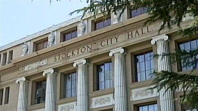 More headaches for Stockton as more problem arise from their bankruptcy filing.