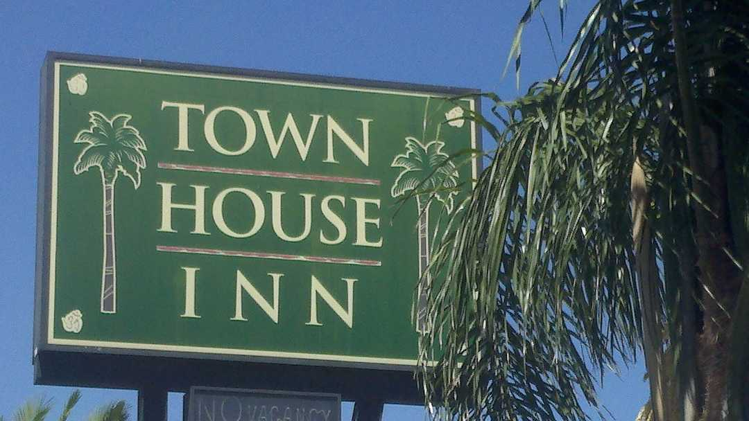 Owners at the Town House Inn in Stockton must fix fire alarms and a bug problem, or the motel will be shut down. Crews were working to address the problems Friday.