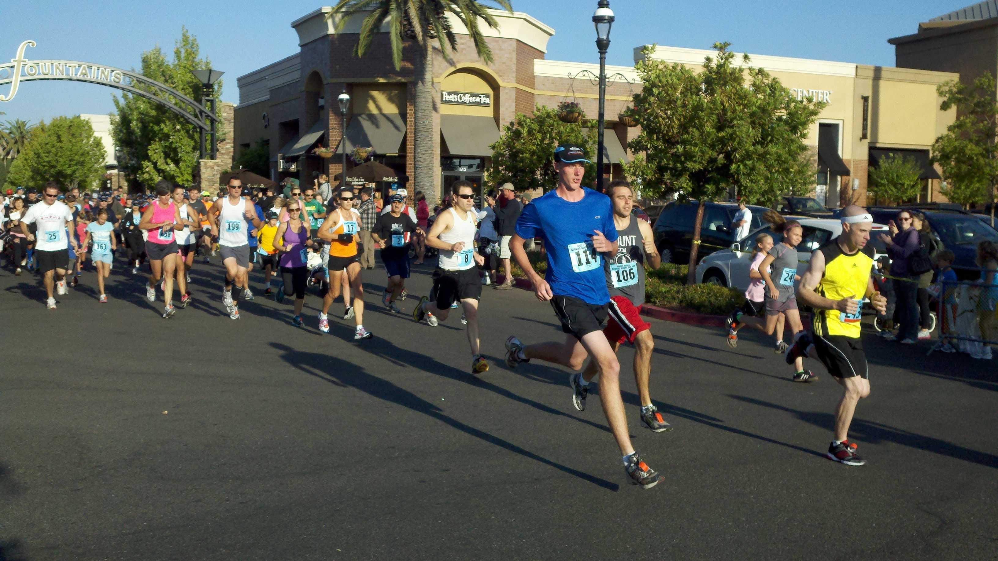 Roseville Run