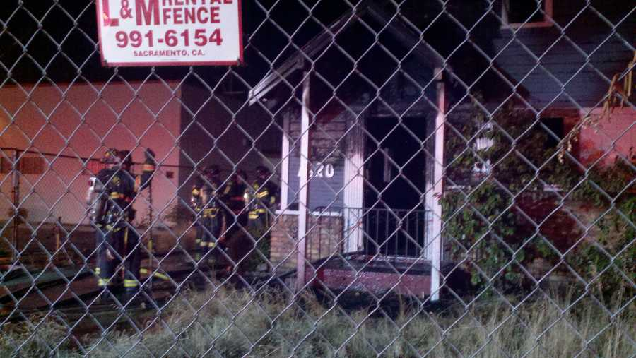 On Thursday, Sacramento fire crews were called to a two-alarm blaze at a vacant home on El Monte Avenue. Firefighters told KCRA 3 when they arrived on scene, it looked like a bomb had gone off.