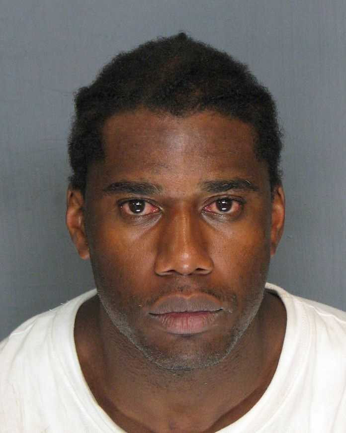 Murri Lawrence Mitchell was arrested onsuspicionof taking part in a high-speed chase and shooting, deputies said.