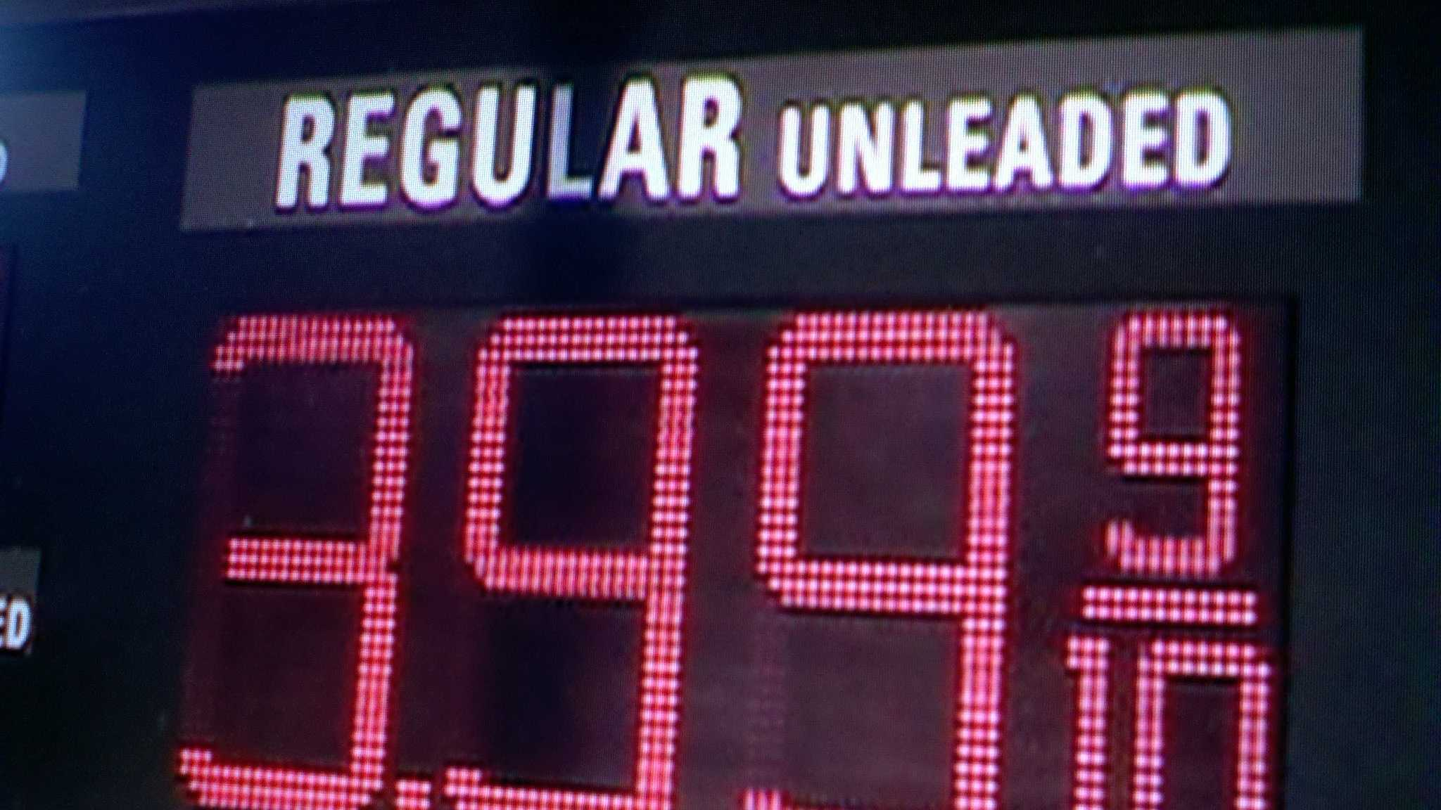 Labor Day gas prices