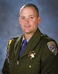 Officer Kenyon Youngstrom