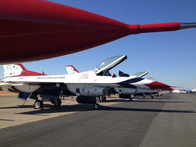 The California Capital Airshow kicks off this weekend at Mather Airport.