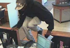 During the robbery, employees said that no threats of weapon use were made by the robbers.