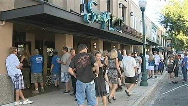 Fans pack Roseville's downtown for Sammy Hagar Day