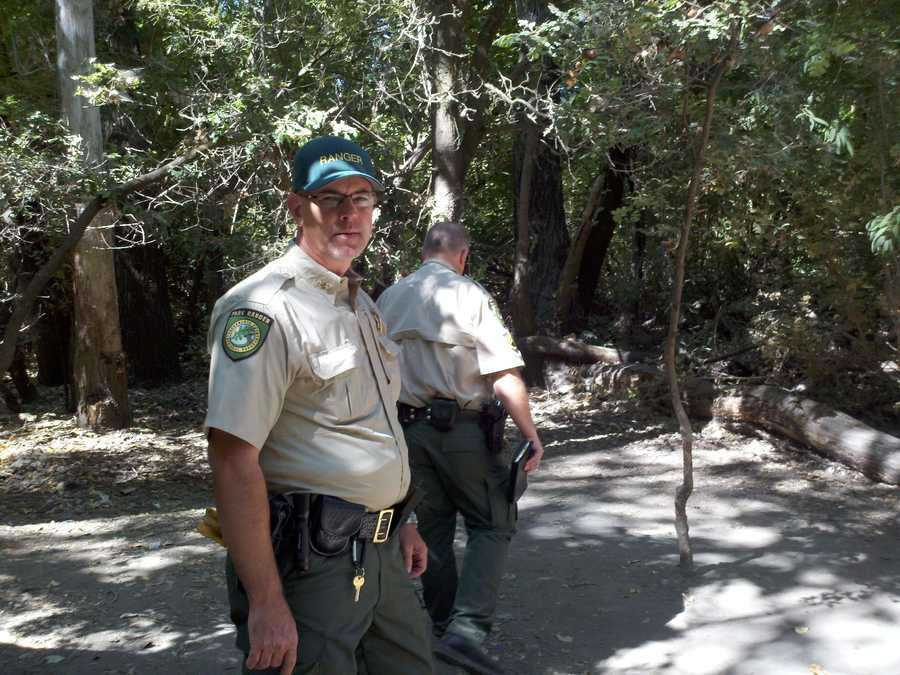 """It obviously creates a huge environmental concern,"" said Stan Lumsden, Chief Ranger for Sacramento County."
