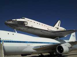 Northern California residents will be among the last Americans who will get a chance to see the space shuttle Endeavor before it retires in a Los Angeles museum. See photos of its historic journey.