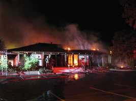 Sacramento Metro firefighters were called to the business complex on Marconi Avenue.