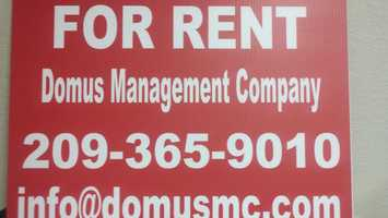 A Lodi management company is warning would-be renters of a scam.