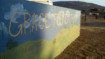 The Grace Foundation sits on a 600-acre ranch in El Dorado County.