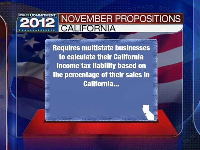 """Prop. 39""""Tax Treatment for Multistate Businesses. Clean Energy and Energy Efficiency Funding. Initiative Statute."""""""