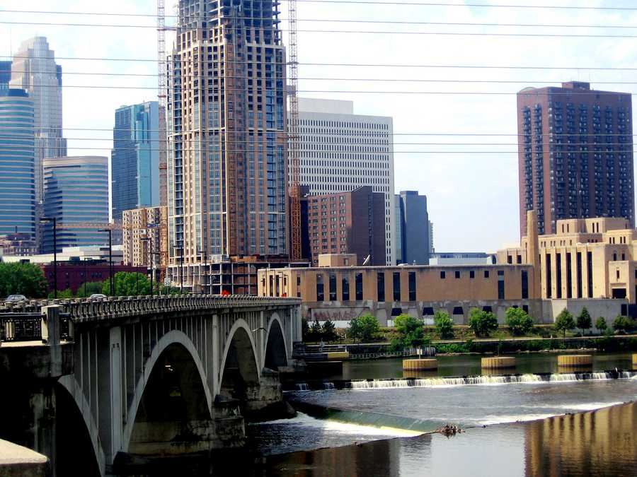 Minneapolis is on the list of 10 unexpectedly romantic cities.