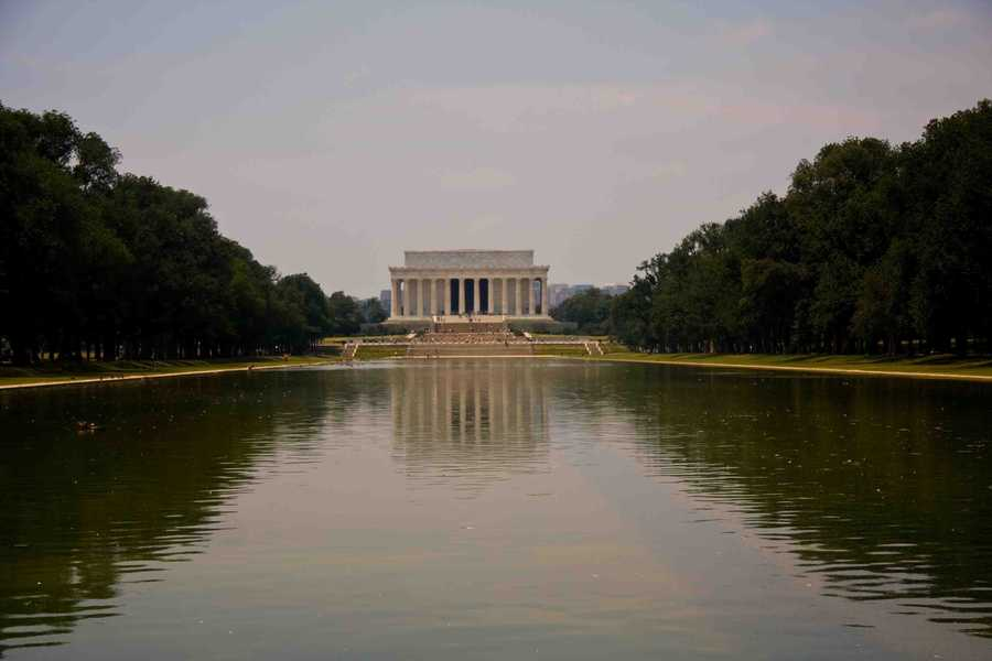 Washington D.C., is on the list of 10 unexpectedly romantic cities.