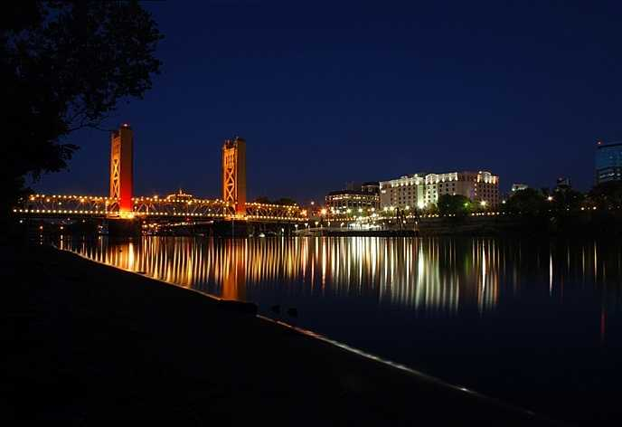 Sacramento is on the list of 10 unexpectedly romantic cities.