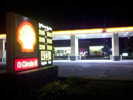 Gas prices jumped Wednesday morning across California. KCRA 3 snapped photos at several Sacramento-region stations.