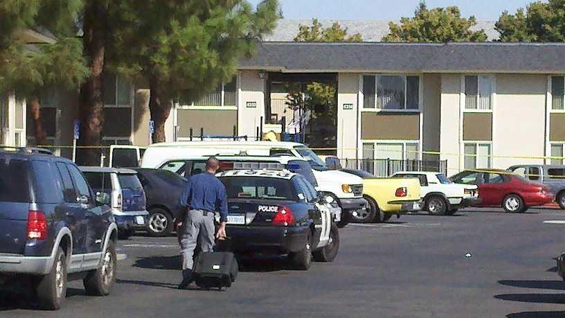 Sacramento police investigate death inside Norwood Avenue apartment