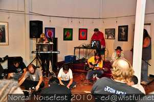 What: Norcal NoisefestWhere: Luna's Cafe, Sol Collective, and Bows & ArrowsWhen: Fri. 7p.m. at Luna's Cafe&#x3B; Sat. at 3:30 p.m. at Sol Collective&#x3B; Sun. Noon to 4 p.m. at Bows & Arrows. Click here for more information on this event.