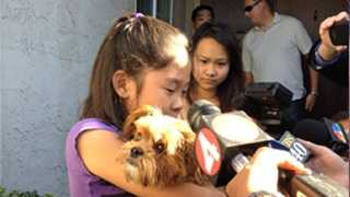 """I'm just so happy he's back with his family. He's safe no matter what now,"" said 10-year-old Marissa Mabanag."