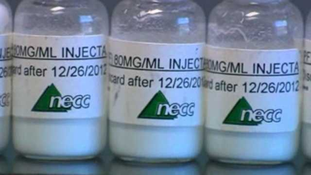 Injection linked to meningitis infection