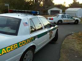 A struggle ensued when a would-be marijuana thief encountered someone near the pot-growing location he was targeting -- but he fired a shot into a home and ran off, a deputy said Wednesday (Oct. 10, 2012).